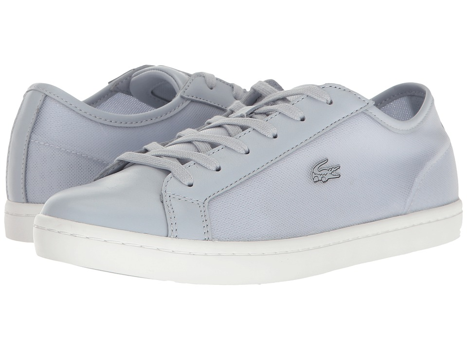 Lacoste Straightset 217 1 (Light Grey) Women