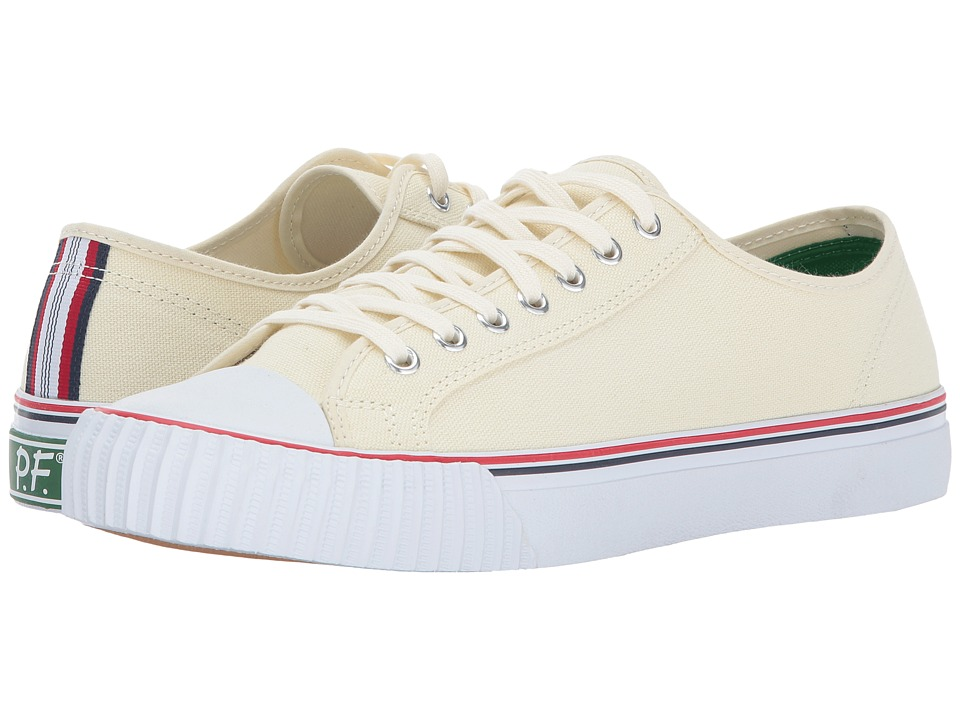 PF Flyers Center Lo (Natural Canvas) Men