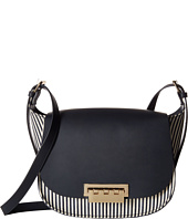 ZAC Zac Posen - Eartha Iconic Saddle Striped