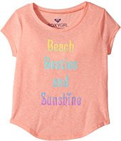 Roxy Kids - Beach Besties Fashion Crew (Toddler/Little Kids/Big Kids)