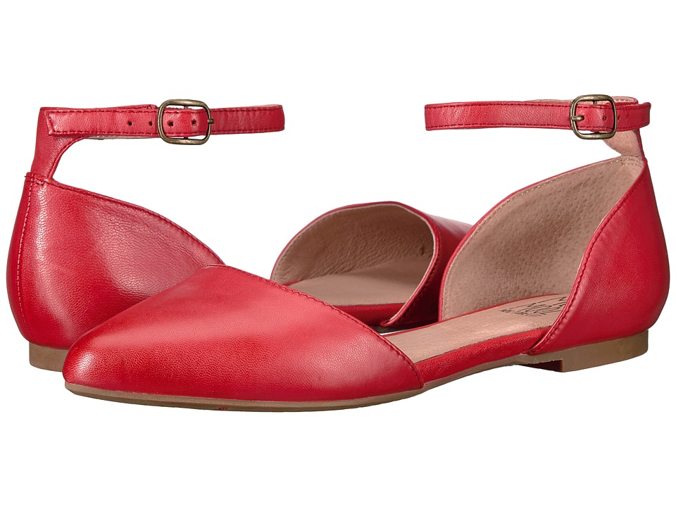 Miz Mooz Beckie (Red) Women