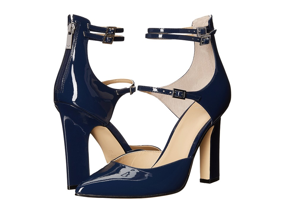 Marc Fisher LTD Magnol (Dark Modern Navy Patent) Women