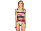 Dolce Vita - Canyon Cruiser Reversible High Cut One-Piece