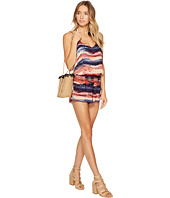Dolce Vita - Canyon Cruiser T-Back Romper Cover-Up