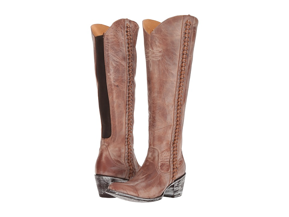Old Gringo Athena (Brown) Cowboy Boots