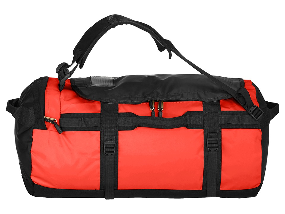 The North Face Base Camp Duffel XS (TNF Red/TNF Black) Duffel Bags