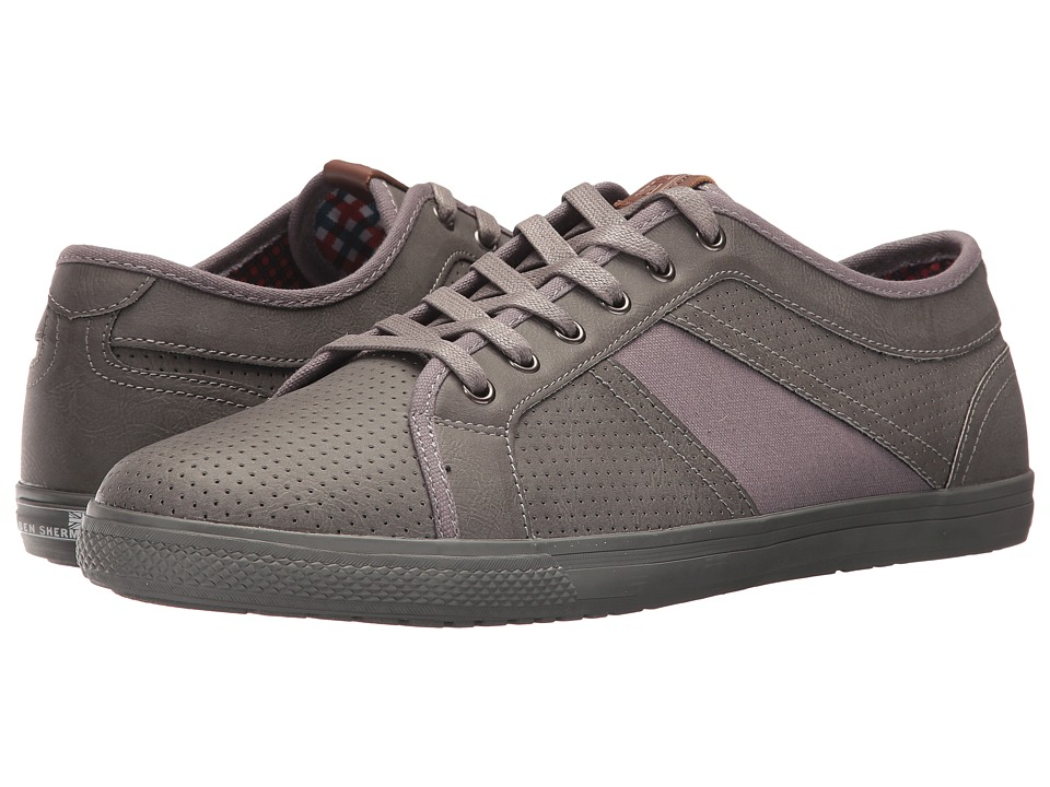 Ben Sherman Madison Perf (Grey) Men