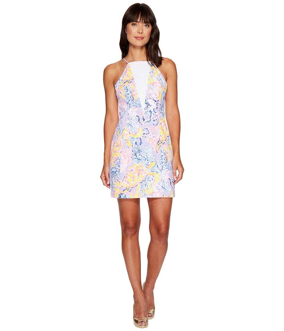 Lilly Pulitzer Pearl Shift (Lilac Verben So Snappy) Women