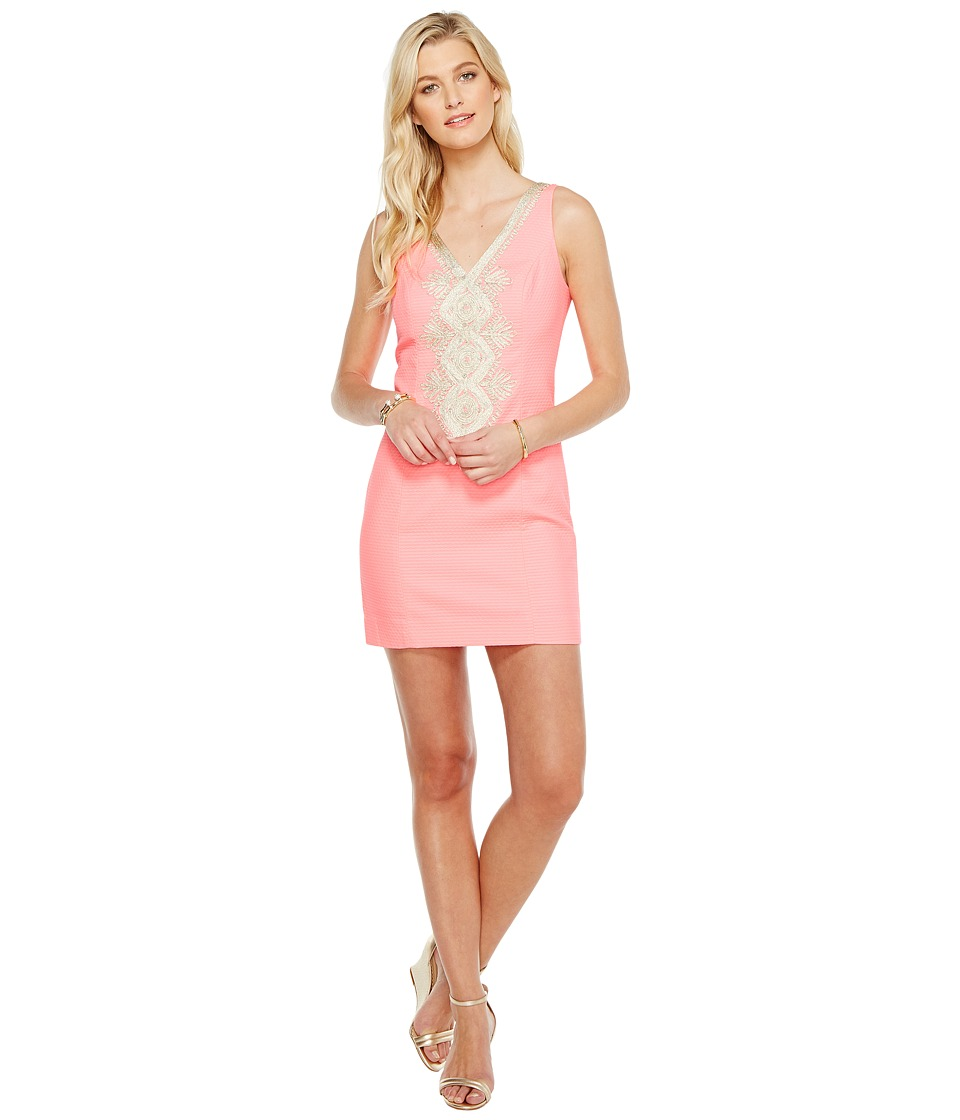 Lilly Pulitzer Junie Shift (Coral Reef) Women