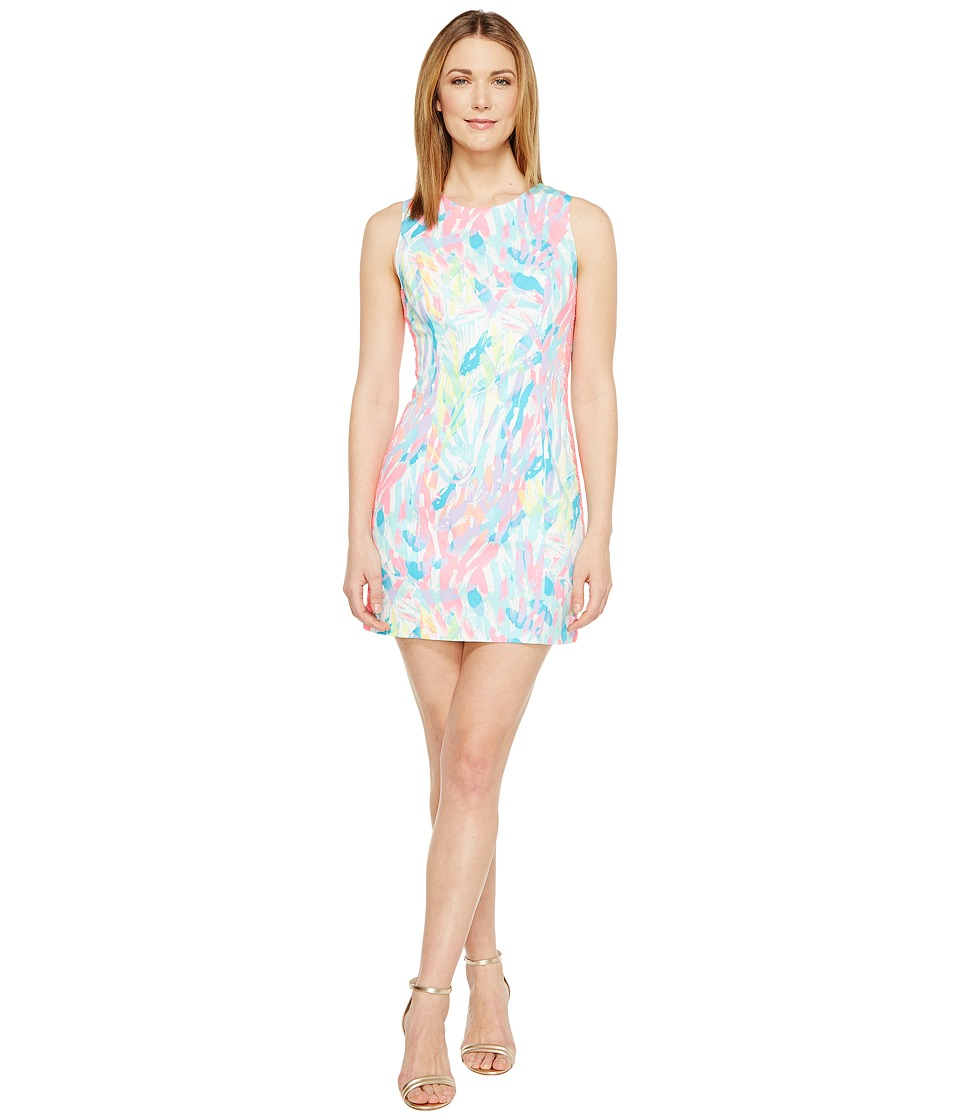 Lilly Pulitzer Mila Shift (Multi Sparkling Sands) Women