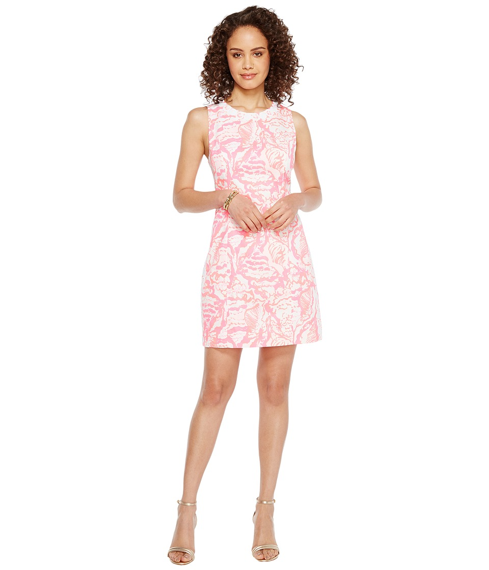 Lilly Pulitzer Mila Shift (Coral Reef Beside the Point) Women