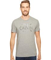 Calvin Klein - Hood Split Logo Graphic T-Shirt