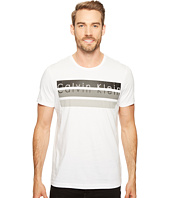 Calvin Klein - Knockout Logo Stripe T-Shirt