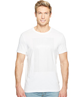 Calvin Klein - Mesh Stripe Logo T-Shirt