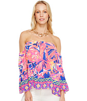 Lilly Pulitzer - Sanilla Silk Top