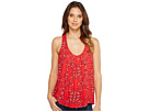 Lucky Brand - Cross-Back Tank Top
