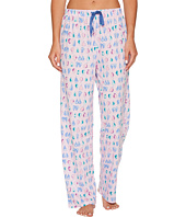 Jockey - Cotton Jersey Printed Long Pants