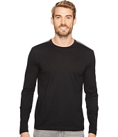 Calvin Klein - Textured Jersey Shirt with Shoulder Detail