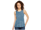 Lucky Brand - Boro Patchwork Tank Top