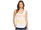 Lucky Brand - Palm Tree Tank Top