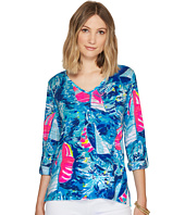 Lilly Pulitzer - Jennifer Long Sleeve Tee