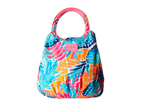 Lilly Pulitzer Bohemian Beach Tote - Multi Goombay Smashed