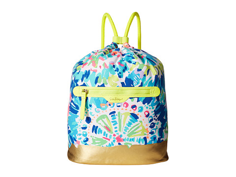 Lilly Pulitzer Beach Backpack - Multi Dive in Reduced