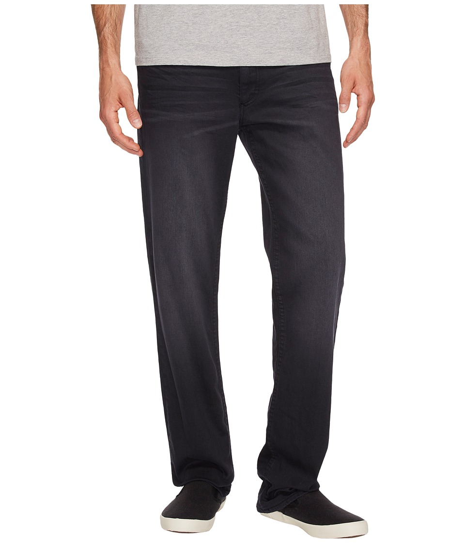Calvin Klein Jeans Straight Leg Jeans in Ridge Brown/Black Wash (Ridge Brown/Black) Men