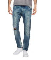Calvin Klein Jeans - Sculpted Slim Jeans in Postal Blue Wash