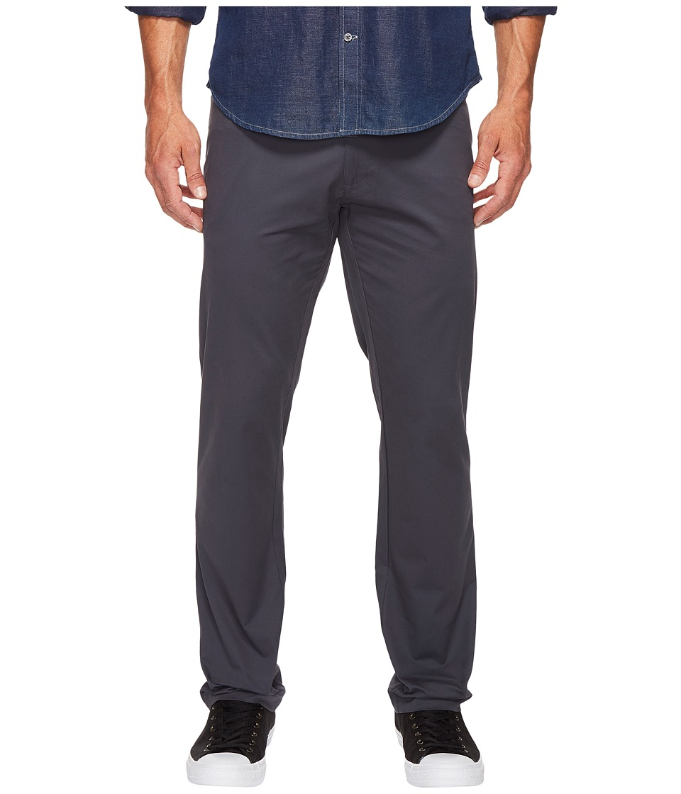 Calvin Klein - Slim Fit 4-Pocket Stretch Sateen Pant