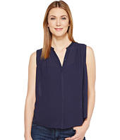 Lucky Brand - Pleated Tank Top