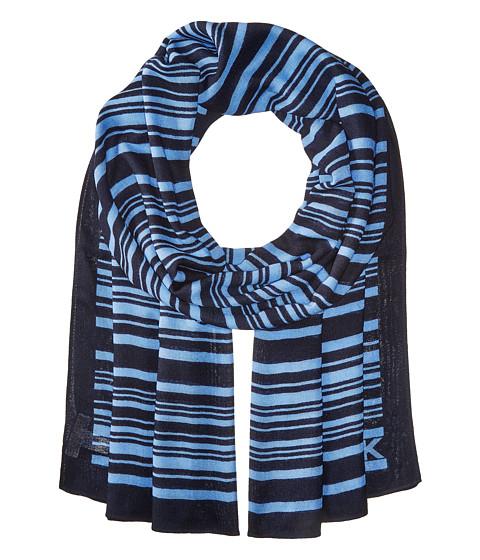 MICHAEL Michael Kors Ardenais Stripe Oblong - Oxford Blue/New Navy