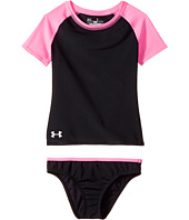 Under Armour Kids - Wordmark Rashguard Set (Big Kids)