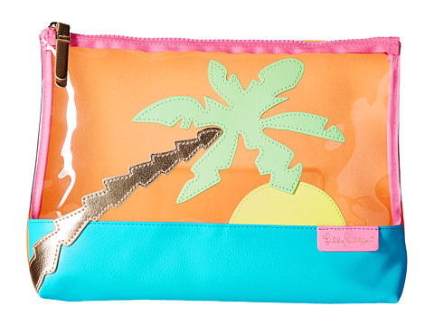Lilly Pulitzer Sunset Beach Pouch - Multi