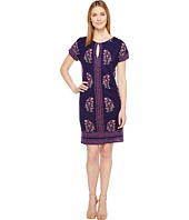 Lucky Brand - Printed Tee Dress