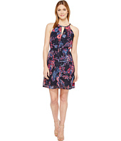 Lucky Brand - Printed Halter Dress