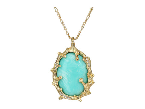 Lilly Pulitzer Coraline Necklace - Seaside Aqua