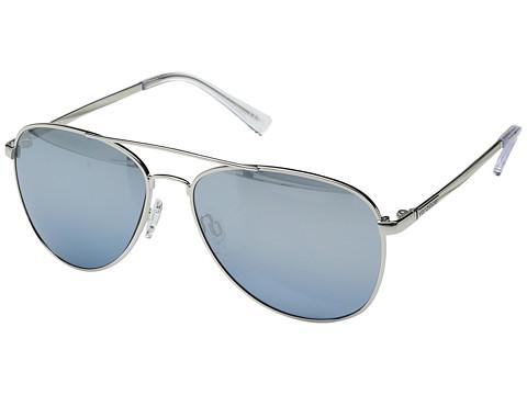 VonZipper Farva - Silver Gloss/Navy Chrome Gradient
