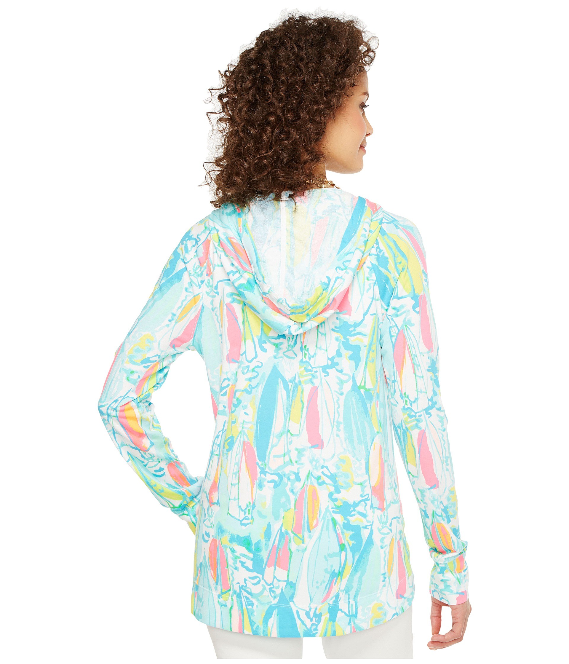 Lilly Pulitzer Mooring Hoodie at Zappos.com