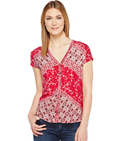 Lucky Brand - Bali Ditsy Top