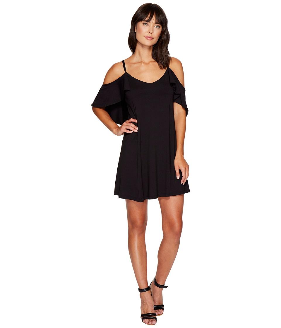 Susana Monaco Kady Dress (Black) Women