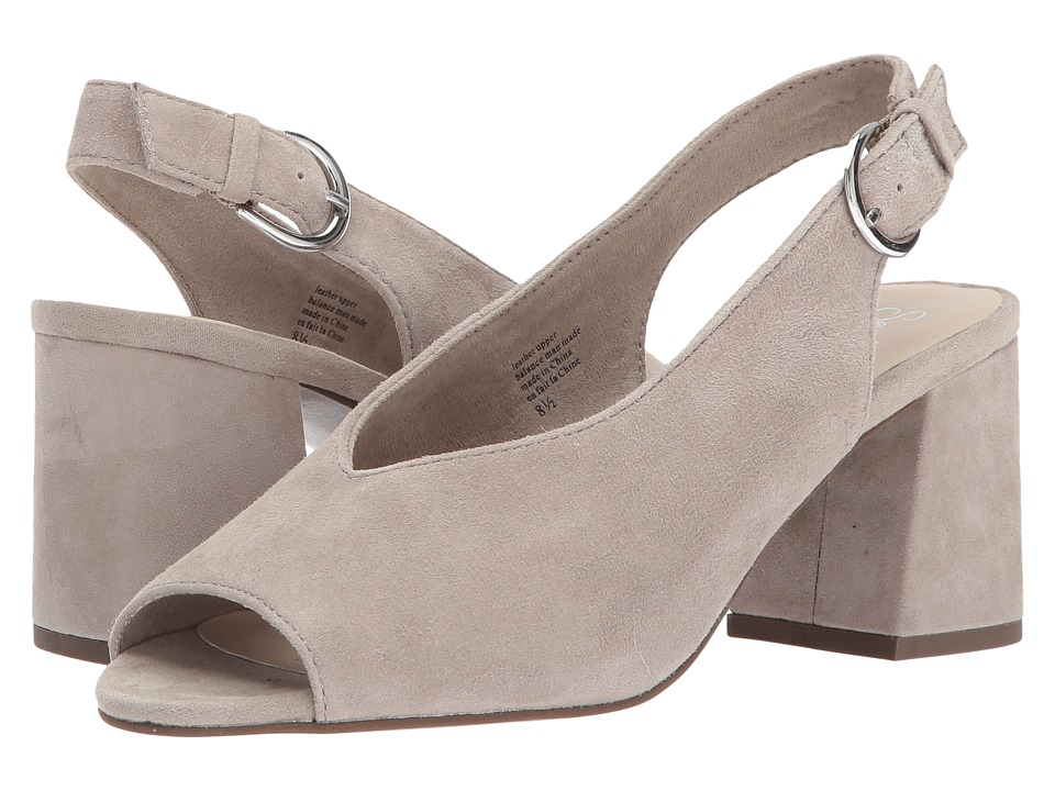 Seychelles - Playwright (Taupe) Womens Sling Back Shoes