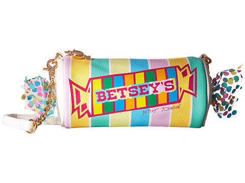 Betsey Johnson Smarty Pants Crossbody - Multi