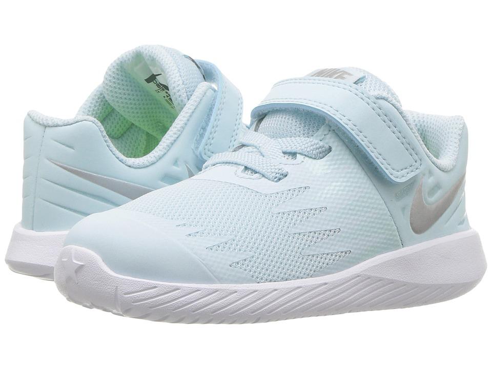 Nike Kids - Star Runner TDV (Infant/Toddler) (Glacier Blu...