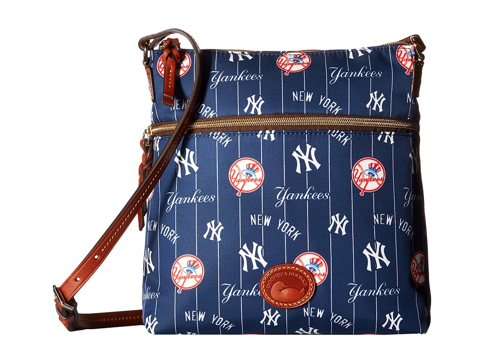Dooney & Bourke - MLB Crossbody Bag (Yankees) Cross Body ...