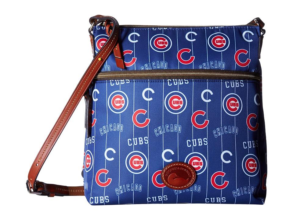 Dooney & Bourke - MLB Crossbody Bag (Cubs) Cross Body Han...