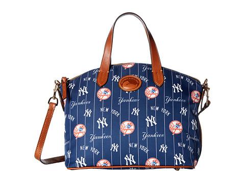 Dooney & Bourke MLB Small Gabriella Satchel - Yankees