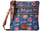 Dooney & Bourke MLB North/South Triple Zip Crossbody Bag