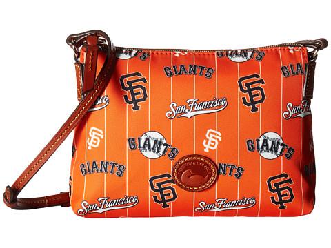 Dooney & Bourke MLB Crossbody Pouchette Bag - Giants