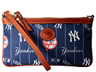 Dooney & Bourke MLB Large Slim Wristlet